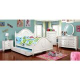 Cheab 4 Piece Bedroom Set by Harriet Bee