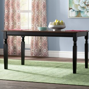Velma Dining Table by Andover Mills Top Reviews