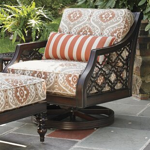 Royal Kahala Patio Chair with Cushion
