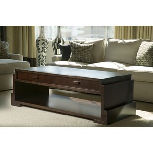 Vienna Coffee Table with Storage