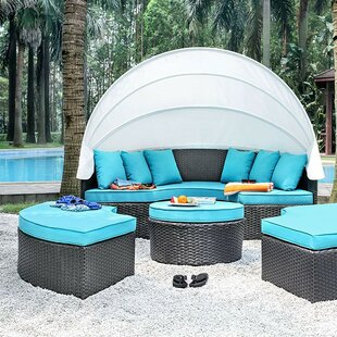 Corcoran Patio Daybed with Cushions