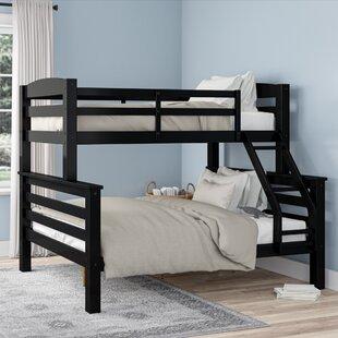 Curved Wood Bunk Bed Wayfair