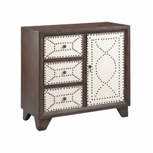 Luella 1 Door Accent Cabinet by Union Rustic