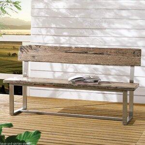 3-Sitzer Gartenbank Toledo aus Holz von Destiny