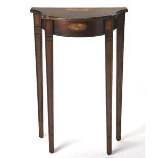 Amedori Demilune Console Table by Astoria Grand