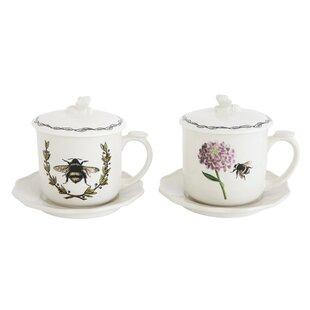 Tea Cup With Lid Wayfair