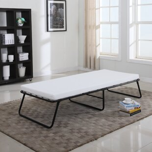 Folding Bed with Mattress by Madison Home USA