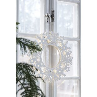 16 Warm White Prince Lighted Window Décor By Markslojd