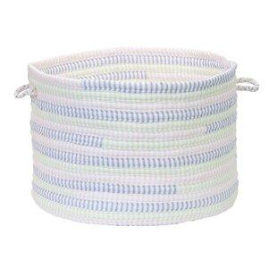 Ticking Stripe Basket