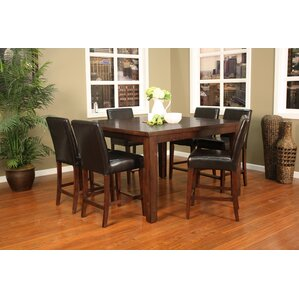 Cameo 7 Piece Dining Set by American Heritage