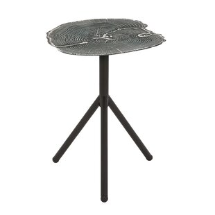 Cole & Grey Metal End Table