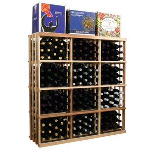 Vintner Series 180 Bottle Floor Wine Rack..