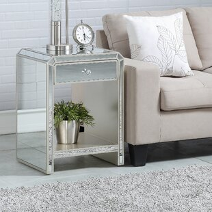 Celestin End Table by House of Hampton