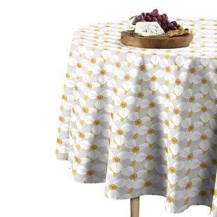 Ashleigh Large Petal Flowers Table Cloth