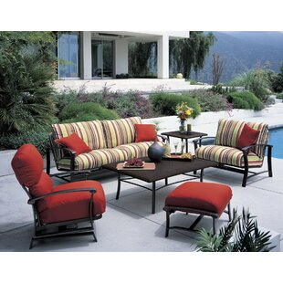 Tropitone Ovation Deep Seating Group with Cushions