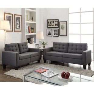 Correll 2 Piece Living Room Set