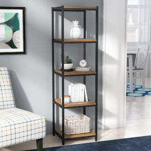 Champney Etagere Bookcase by Zipcode Design 2019 Sale