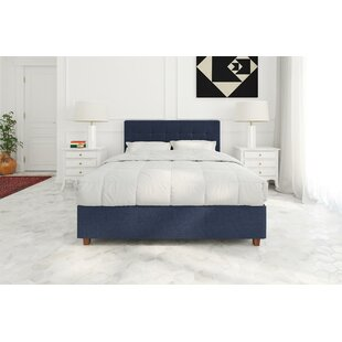 Read Reviews Aahil Upholstered Platform Bed by Grovelane Teen Reviews (2019) & Buyer's Guide