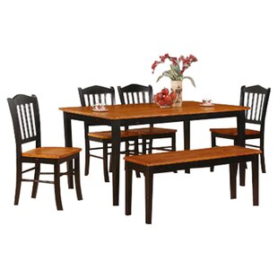 Alcott Hill Windham 6 Piece Dining Set