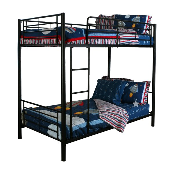 Viv + Rae Malia Twin over Twin Bunk Bed & Reviews | Wayfair