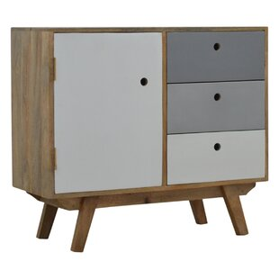 Aberdeen 3 Drawer Combi Chest By Mikado Living