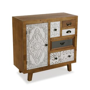 Gartner 5 Drawer Combi Chest By Bloomsbury Market