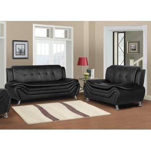 Vachel 2 Piece Living Room Set by Orren Ellis