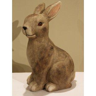 Arnadi Rabbit Statue By August Grove