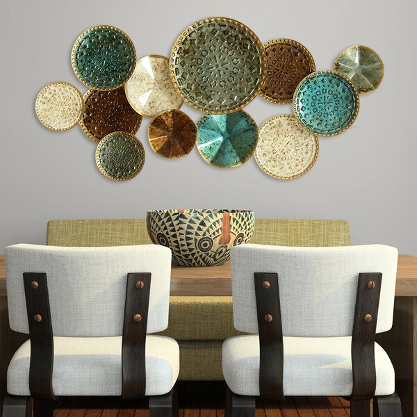 & Plate Wall Decor | Wayfair