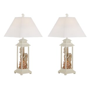 Canales Seahorse 31 Table Lamp (Set of 2)