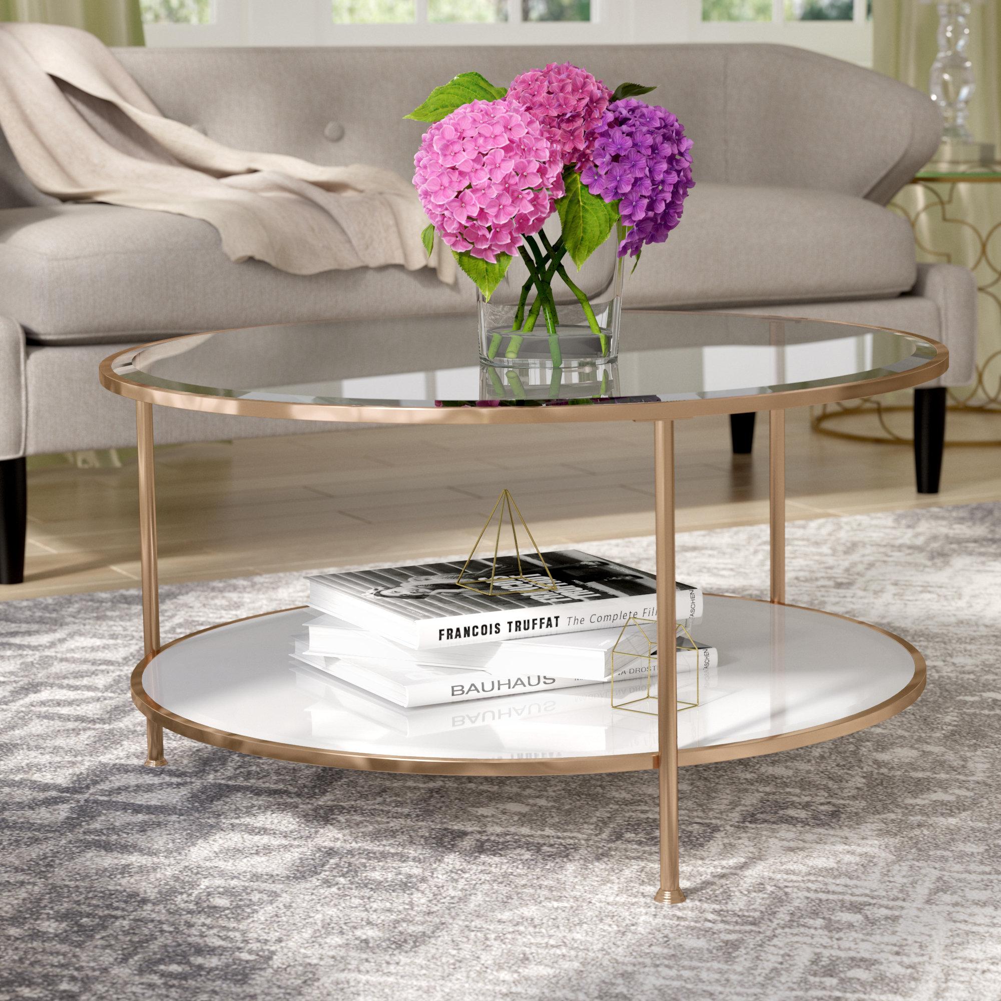 Jamiya 3 Legs Coffee Table
