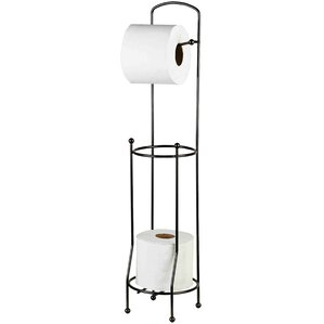 Free Standing Toilet Paper Holders Youll Love Wayfair