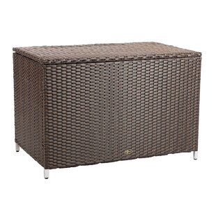 Hayden 58 Gallons Wicker Deck Box