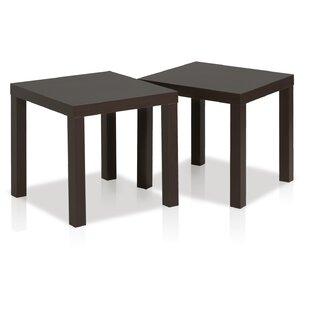 Lansing End Table (Set Of 2) By Ebern Designs