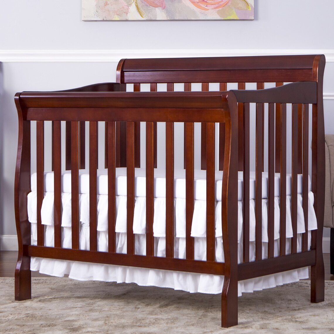 cribs on mini dream me in convertible crib products black ny aden