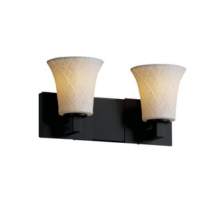 Brayden Studio Darrien 2-Light Vanity Light