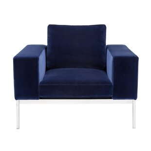 Sunpan Modern Club Adder Armchair