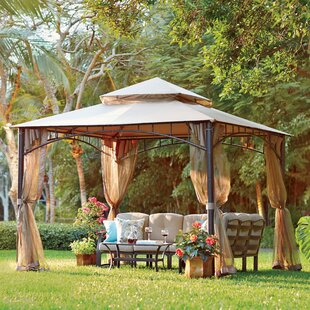 Batesville 10 Ft. W x 10 Ft. D Steel Patio Gazebo by Sol 72 Outdoor