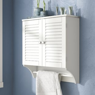 Leblanc 61cm X 64cm Wall Mounted Cabinet By Breakwater Bay