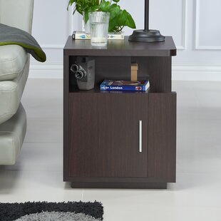 Ezra End Table by Latitude Run