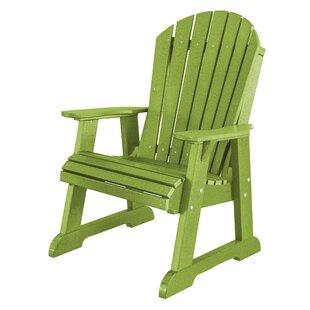 Patricia Plastic Adirondack Chair
