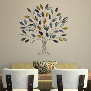 Wrought Iron Tree Wall Decor | Wayfair