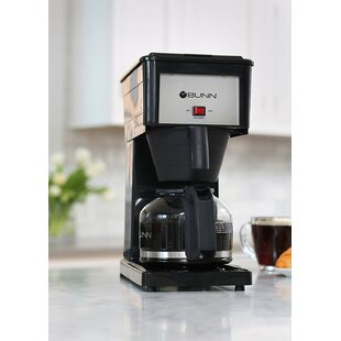 10-Cup Pour Over Coffee Maker