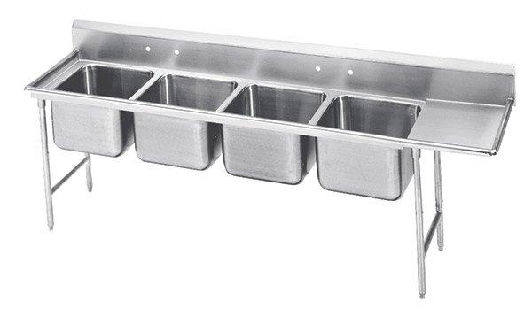 Advance Tabco 900 Series Free Standing Service Sink Wayfair