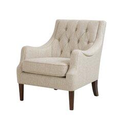 Pleasing Farmhouse Accent Chairs Birch Lane Ibusinesslaw Wood Chair Design Ideas Ibusinesslaworg