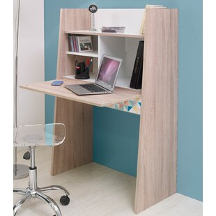 Dietrich Colors Desk With Hutch by Ebern Designs Herry Up