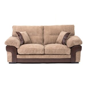 Draughn 3 Seater Sofa By Ebern Designs