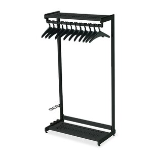 Quartet® 61.5'' H x 36'' W Garment Rack