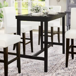 Justine Counter Height Dining Table by Andover Mills