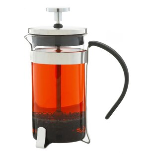 3-Cup York French Press Coffee Maker